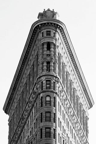 フラットアイアン・ビル、ニューヨークiPhone6Plusの壁紙