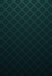 アートグリーン・デジタル・パターンiPhone6Plus壁紙