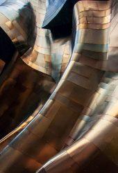 ゴールデンメタルアーマー抽象的なiPhone6の壁紙