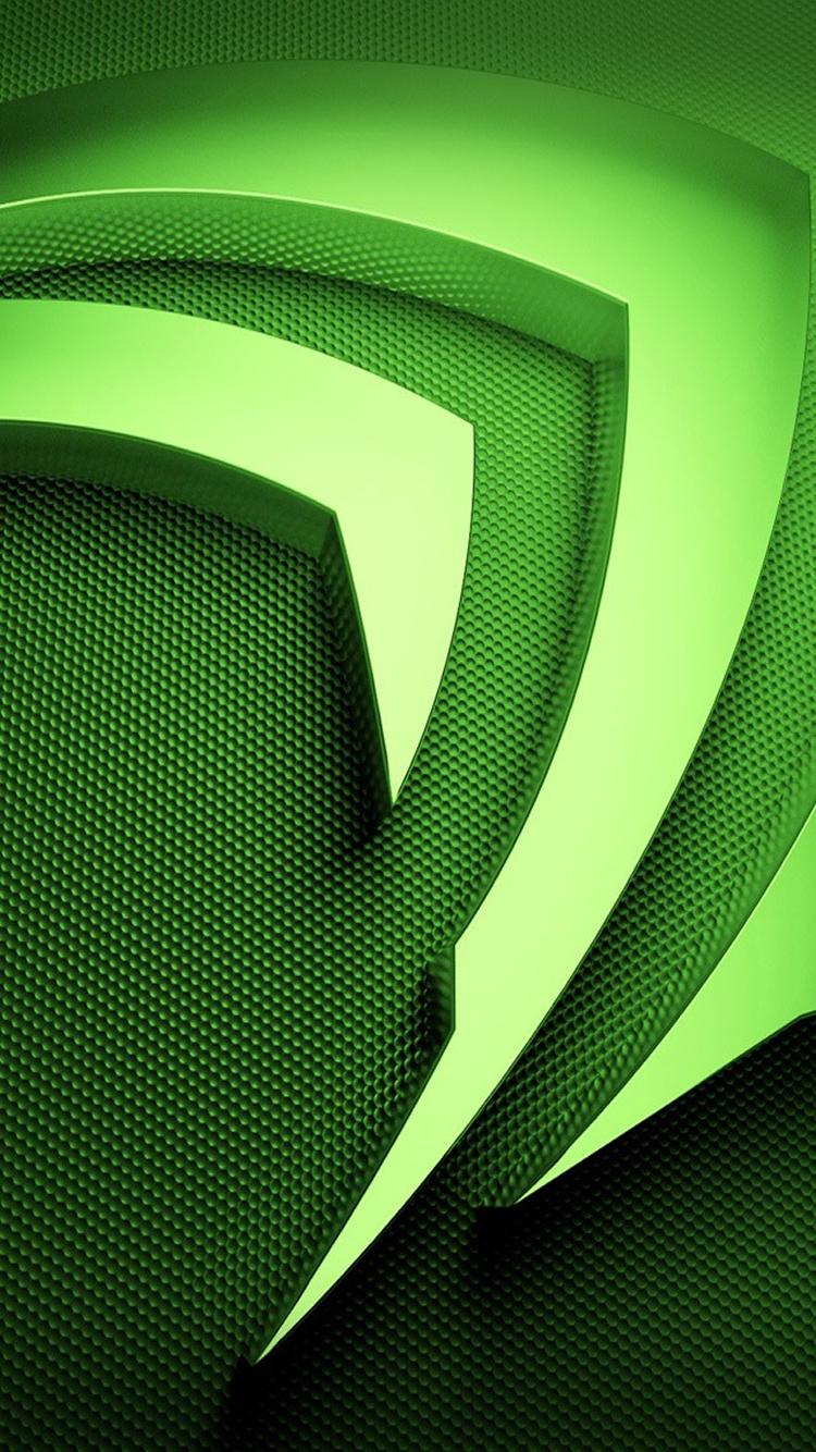 3d Nvidia Iphone8壁紙 Iphoneチーズ