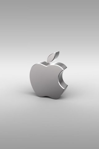 Appleの3D iPhone 5の壁紙