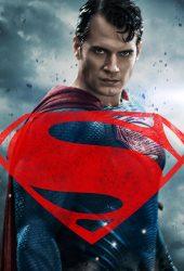 バットマン対スーパーマンヘンリーカビルiPhone 8 Plus壁紙