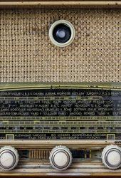 古いチューブラジオiPhone 6壁紙