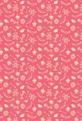 聖バレンタインかわいいものパターンiPhone 5壁紙