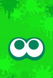 おかしい目とグリーンブロットiPhone 8 Plus壁紙