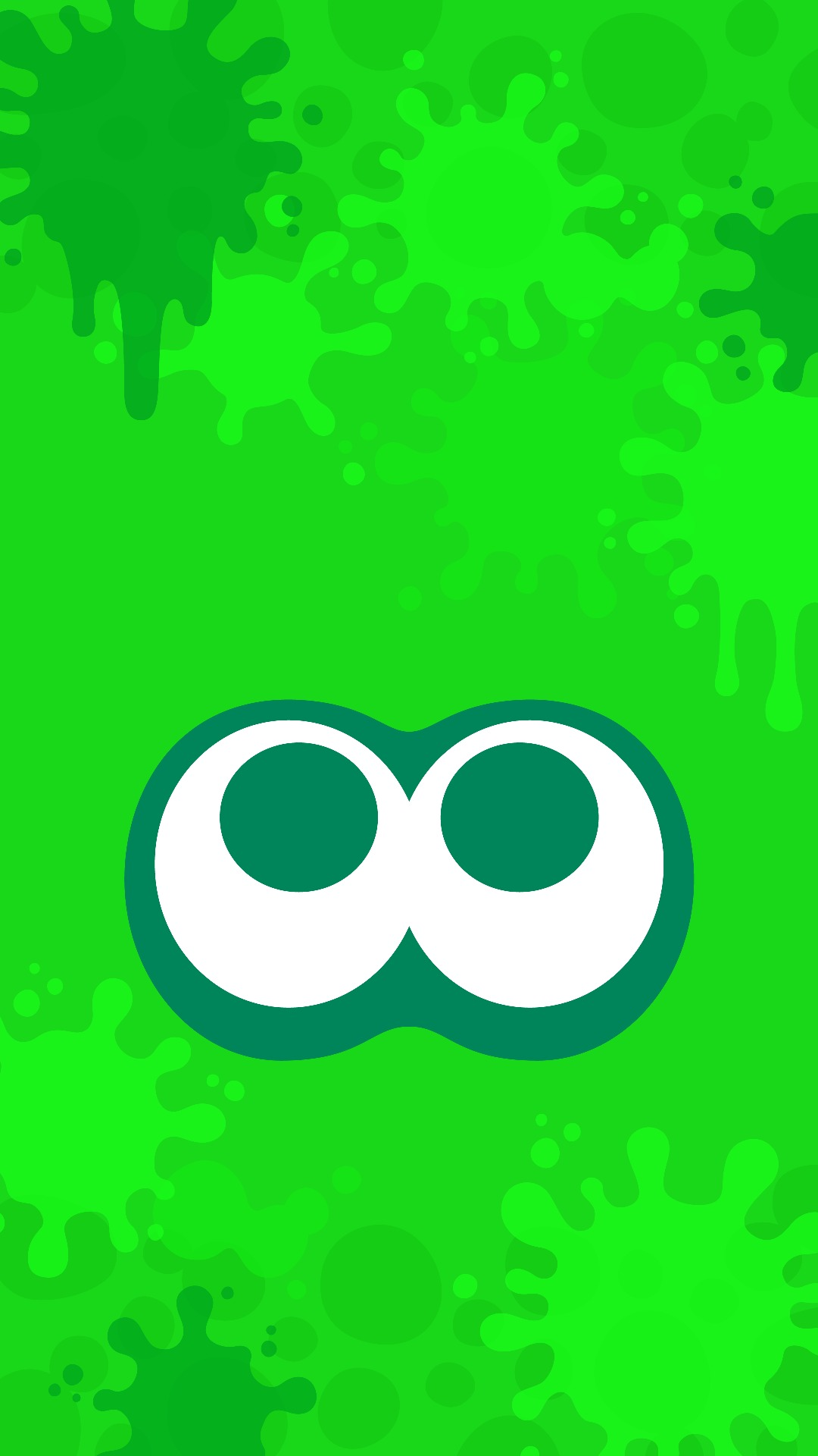 おかしい目とグリーンブロットiphone 8 Plus壁紙 Iphoneチーズ