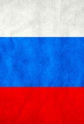 ロシアの旗iPhone8 Plus壁紙