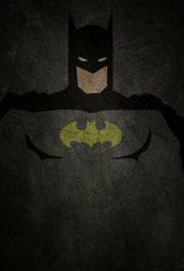 バットマンコミックスiPhone 8壁紙