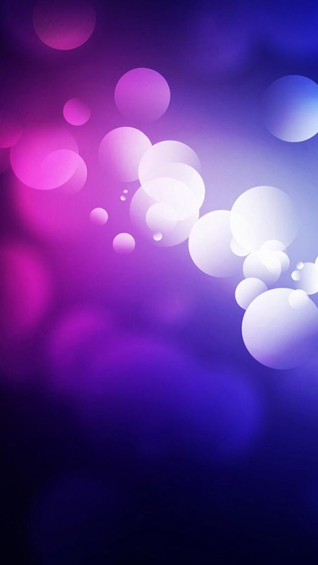 紫の抽象画バブルiphone7plus壁紙 Iphoneチーズ