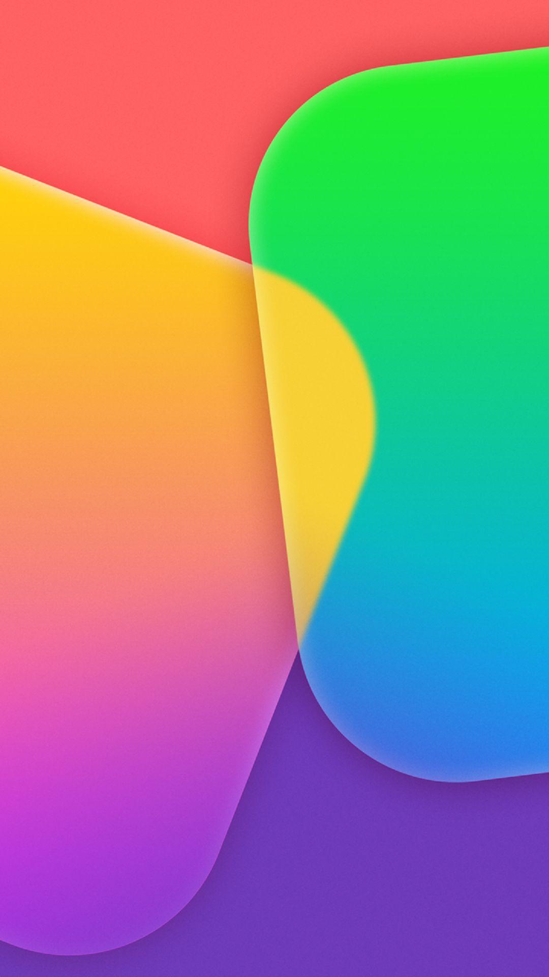 カラフルなアプリのタイルiphone 7 8 Plus抽象壁紙 Iphoneチーズ