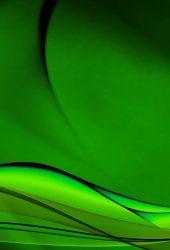美しい抽象的な緑の背景iPhone8壁紙