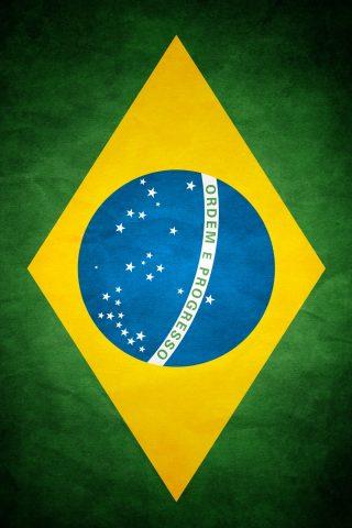 ブラジルiPhone壁紙