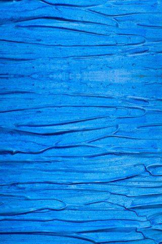 青の表面テクスチャをペイントするiPhone6Plus壁紙