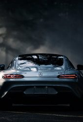 メルセデス・ベンツ AMG GT S iPhone 8 Plus壁紙