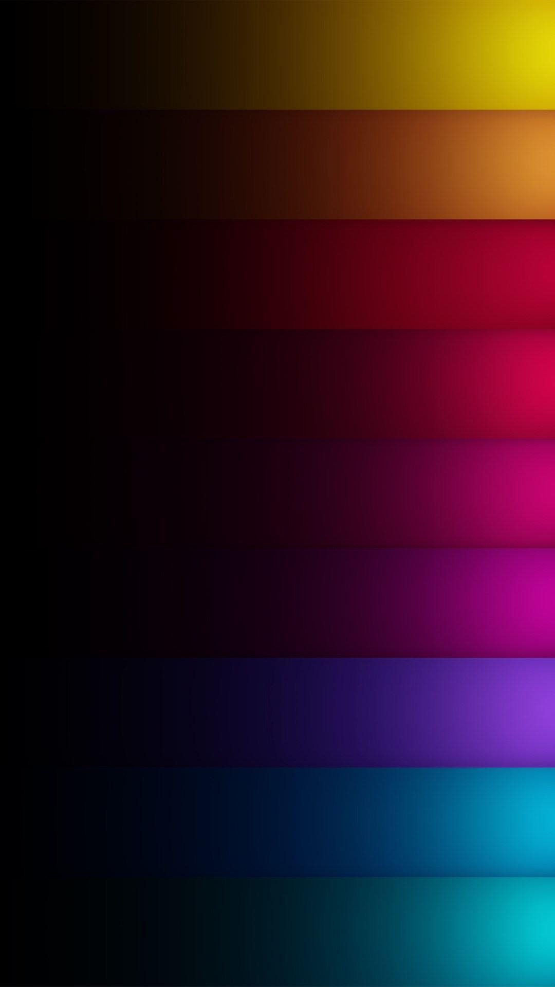 暗い影の色の虹の行iphone 7 8 Plus壁紙 Iphoneチーズ