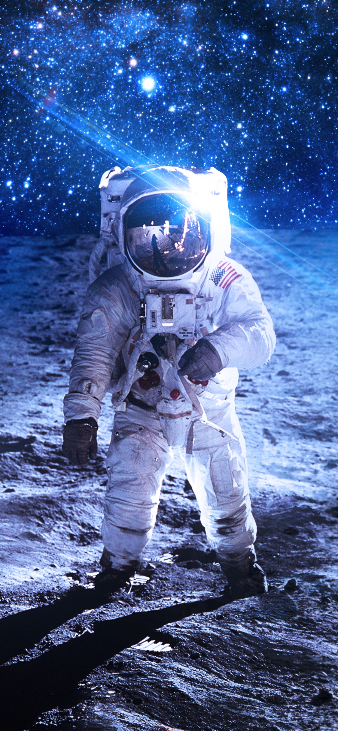 宇宙飛行士iphone X スペース壁紙 1125 2436 Iphoneチーズ