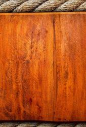 ロープと木ヴィンテージiPhone6壁紙