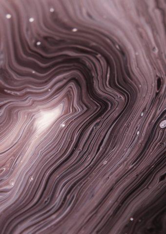 抽象的な流体アートiPhone8Plus壁紙