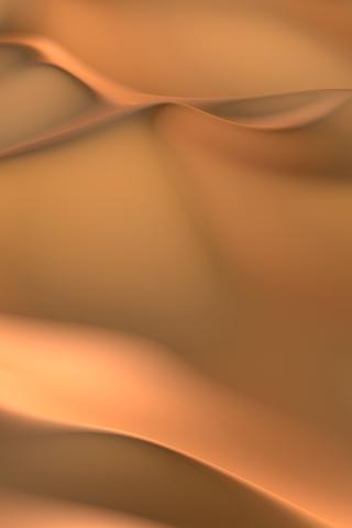 抽象的な砂丘デザイナーiPhoneX壁紙