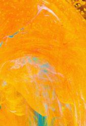 混合物、火、抽象iPhone8Plus壁紙