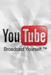 「YouTube」ユーチューブロゴ情報ポータルiPhone8壁紙