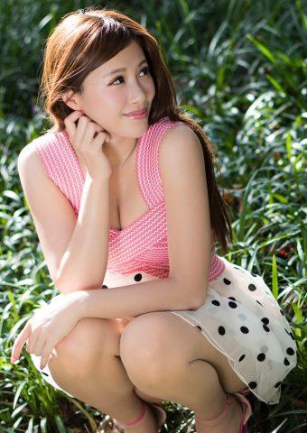 アジアの女性iPhoneX壁紙
