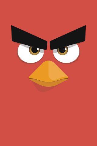 怒っている鳥ゲーム2018 iPhone 6壁紙