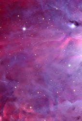 星雲星間塵iPhoneX壁紙