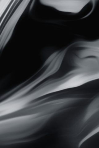黒い布抽象iPhone8壁紙