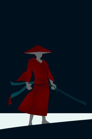 忍者戦士iPhone XR壁紙