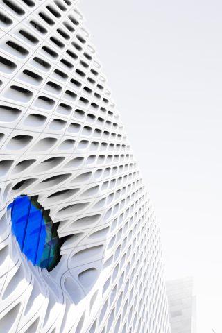 ブルーアイiPhone8Plus壁紙