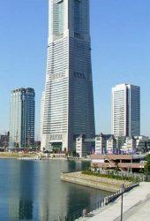 日本の文明の建物超高層ビルiPhone6壁紙