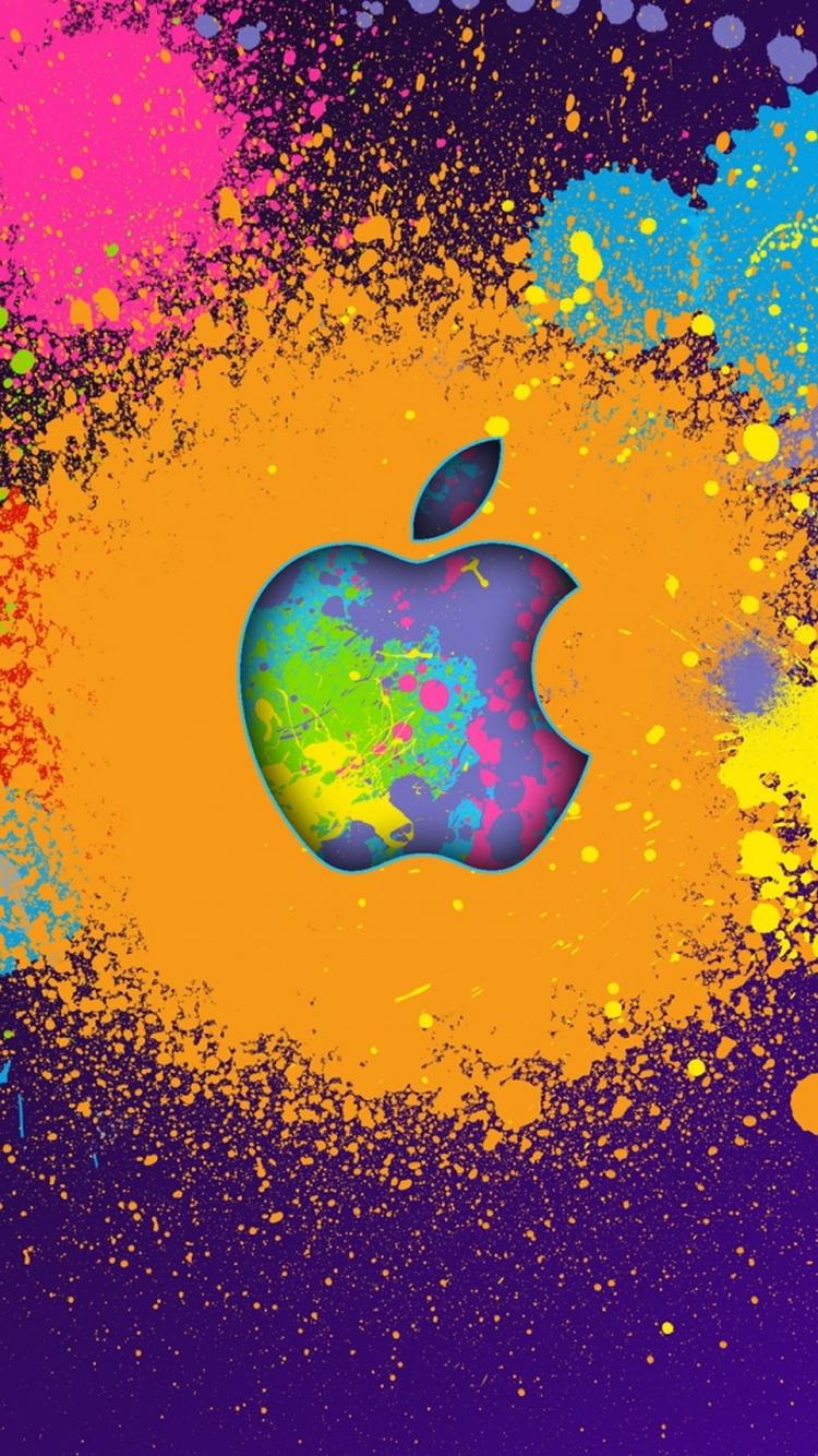 Appleロゴitunesギフトカード再デザインスプラッシュiphone6壁紙