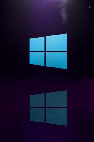 Windowsの10エッジiPhoneX壁紙