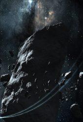 小惑星帯iPhone8壁紙