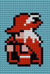ファイナルファンタジー赤魔道士iPhone5壁紙