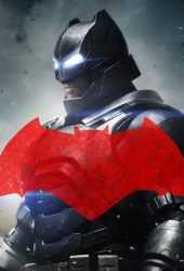 バットマン対スーパーマンベン・アフレックiPhone8Plus壁紙