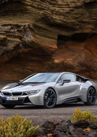 BMW I8 iPhone 8 Plus壁紙