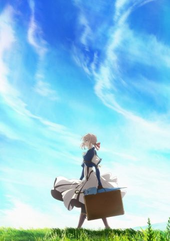 Violet Evergarden Anime Wallpaper 2