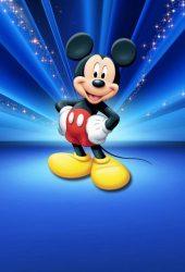 ミッキーマウスiPhone 8 Plus/Android壁紙