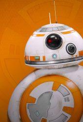 BB-8ドロイドスターウォーズiPhone 6/Android壁紙
