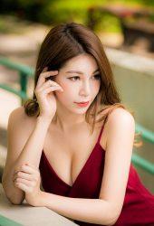 アジアの女性iPhone 6 Plus/Android壁紙