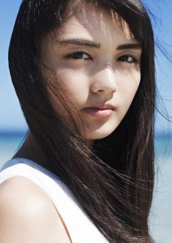 水谷果穂女優iPhone 5/Android壁紙