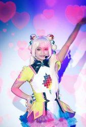 高野麻里佳東京から声優や歌手iPhone 6/Android壁紙