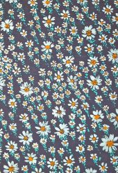 夏の花のパターンiPhone 5/Android壁紙