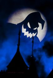 ハロウィンのスマホ壁紙