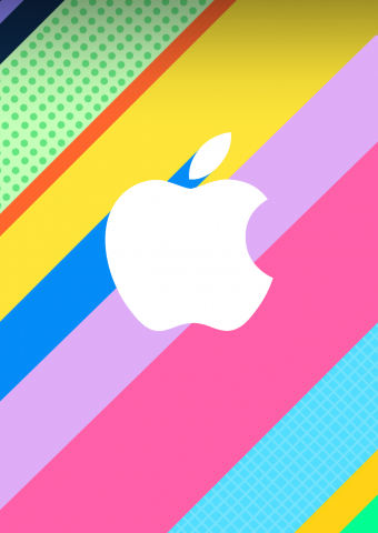 アップルストアコベントガーデンiPhone XS Max壁紙