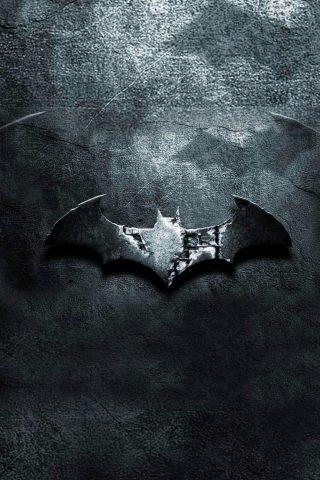 バットマンのロゴiPhone 7 Plus/Android壁紙