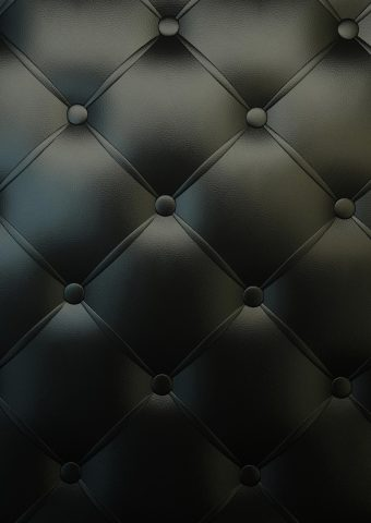 ダークチェスターフィールドソファパターンiPhone 8 Plus/Android壁紙