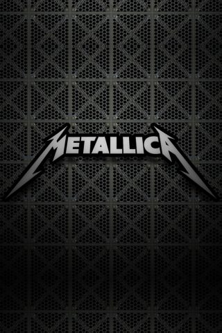 Metallica (メタリカ) ハードロックバンドのiPhone 8/Android壁紙